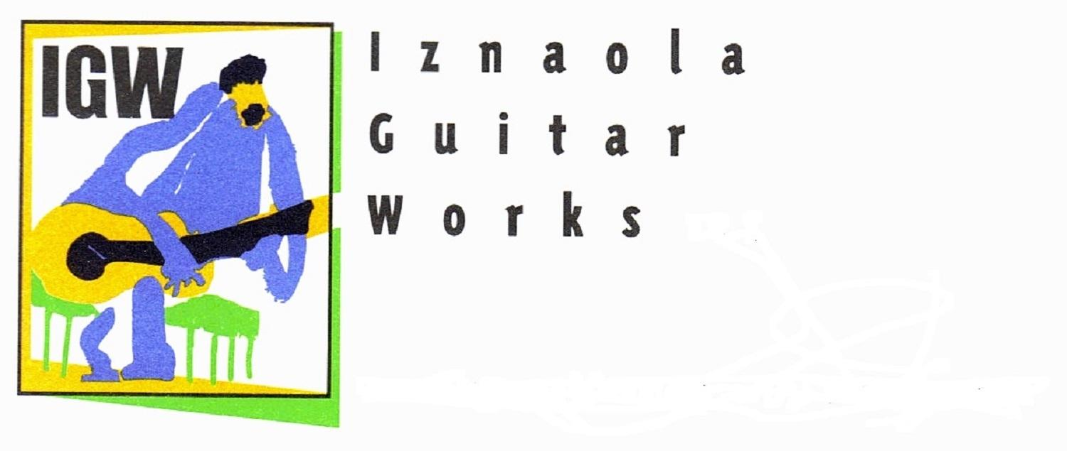 IGW - IZNAOLA GUITAR WORKS